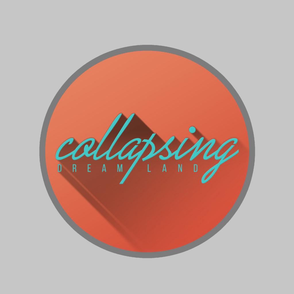 Collapsing Dream Land Logo Design