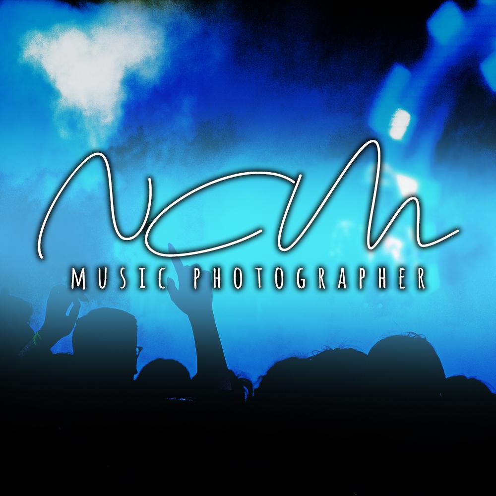 ncm music photographer logo